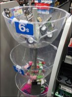 Plastic Bulk Bin Bowl Tower 1