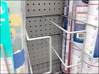Rolled At-A-Glance Calendars Merchandised
