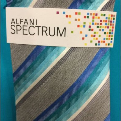 Alfani Spectrum Dress Shirt Multilevel Branding 1