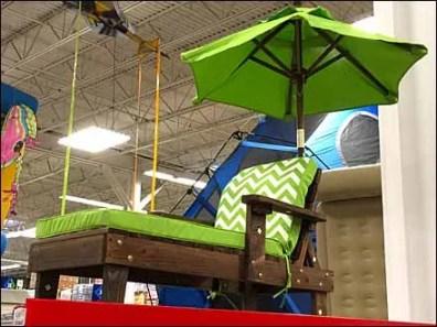 Patio Furniture Beach Umbrella In the Cloud 2
