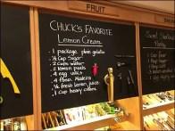 Cooks' Tools Utensil Chalkboard 2
