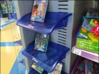 Disney Slot Mount Plastic Tray 1