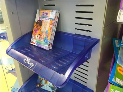 Disney Slot Mount Plastic Tray 2