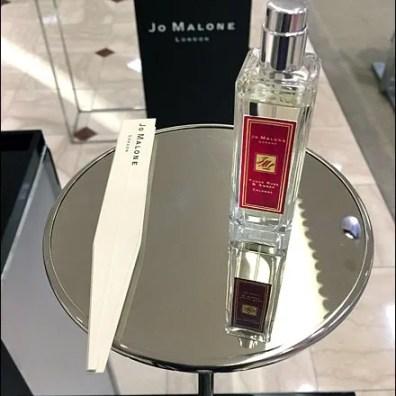 Jo Malone Pedestal Branding 4