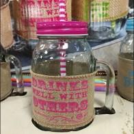 Mason Jar Summer Glass set 2