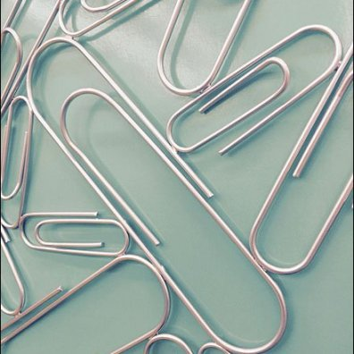 Paper Clip Collage 3