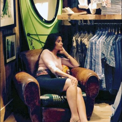 Relaxing at Ralph Lauren 3