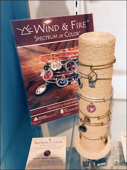 Wind & Fire Scratching Post For Bracelets