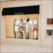 Woman's Surfing at Brooks Brothers