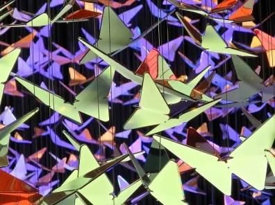 Apple Watch Kaleidoscope of Butterflies