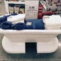 Towel Tub Bridges Department Divide