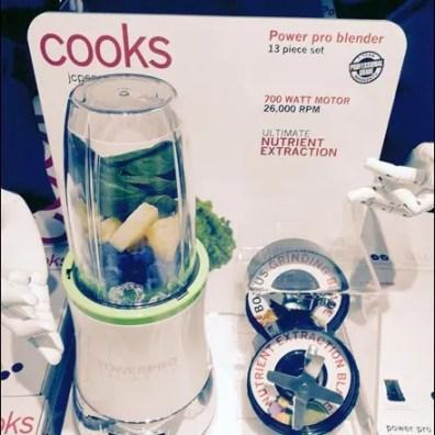 Cooks® Point-of-Purchase Blender Insert