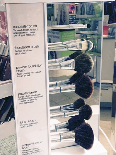 Clinique Mirrored Brush Colection 2
