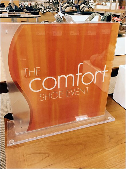 Selling Comfort Not Price