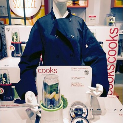 Cooks Blender Branding at JCPenney