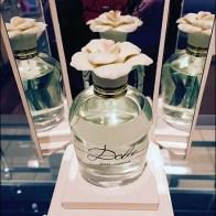 Dolce-Gabbana Mirrored Fragrance Pedestal