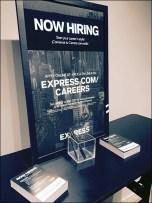 Express Mobile Employment Cart