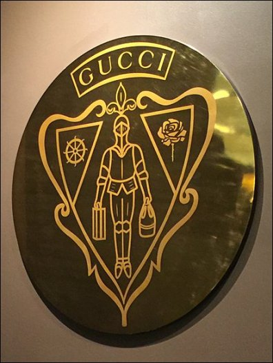 Gucci Leather Goods Coat of Arms