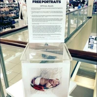 JCPenney Portrait Shop Outreach