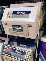 Kleenex Shelf-Top Gravity Feed 2