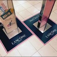 Lancome® Floor Graphic Twins