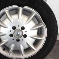 Mercedes Wheel Protection Prop 3