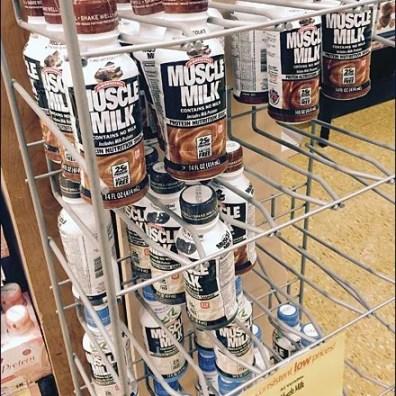 Muscle Milk Bottle Hang 2