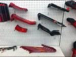 Prybar Pegboard Merchandising