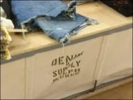 Ralph Laurel Denim & Supply Canvas Branding 3