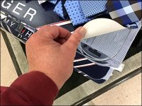 Tommy Hilfiger Branded Shelf Paper