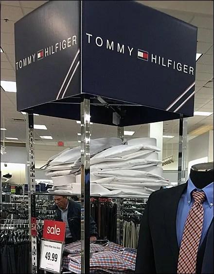 Tommy Hilfiger Brand Hoisted High