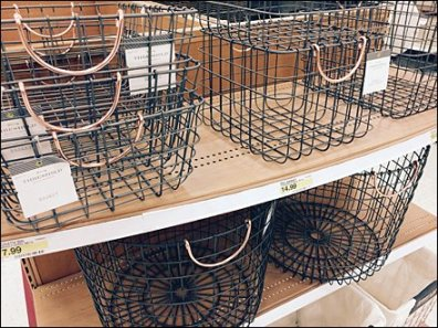 Wire Basket Assortment In-Store 2