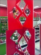 Christmas Ornamenmt Die-Cut Display 2