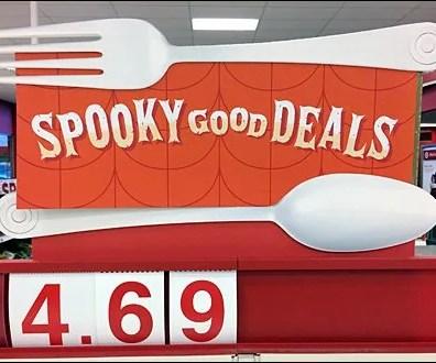 Dig in to Spooky Halloween Deals