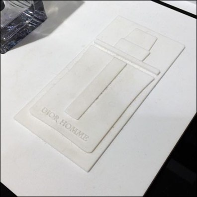 Dior Embossed Bias Relief 3