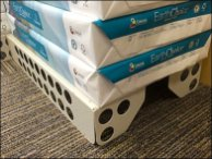 EarthChoice® Perforated Metal Pallets 3