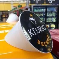 Out-of-Package Keurig Branding