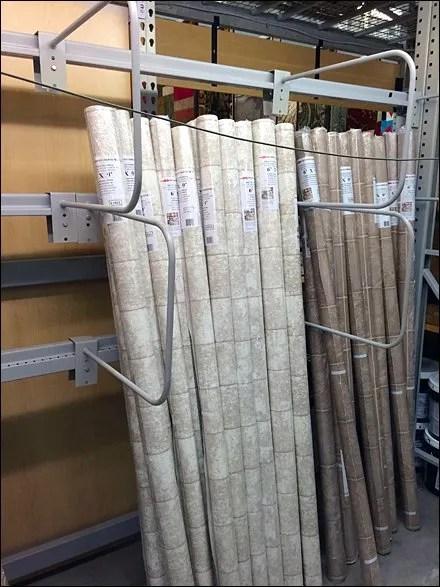 Linoleum Roll Dividers Perspective