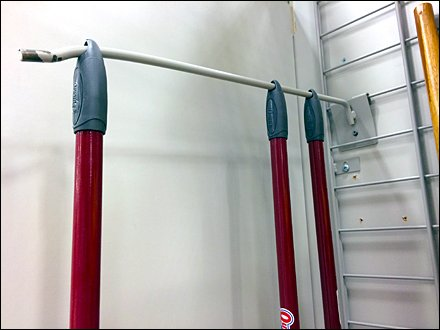 Mop and Broom Grid Hook Failure