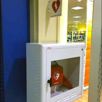 Phillips Automatic External Retail Defibrillator
