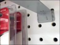 UtiliTech® Metal Plate Butterfly Hooks 3