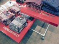American Rag Table Top Branding 3