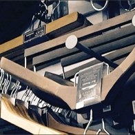 Clothes Hanger Disk Finial Slatwall Hooks 2