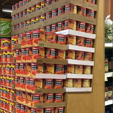 D.I.Y. Leaning Tower of Tomatoes 2