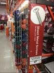 Double-Decker Gravity-Feed For Pallet Rack Merchandiser