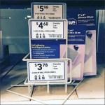 FibraTape® Multi-Size Patch Merchandising