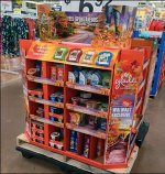 Glade Color-Codes Fall Fragrance Merchandising