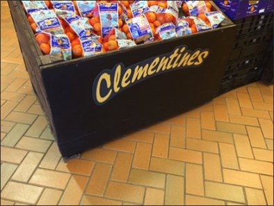 Hand-Painted Magnetic Signs in Retail