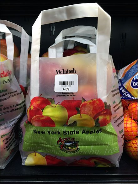 Fall Grab-and-Go New York State Branded Apples