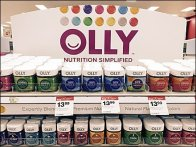 Color-Coded Shelf-Edge Merchandising